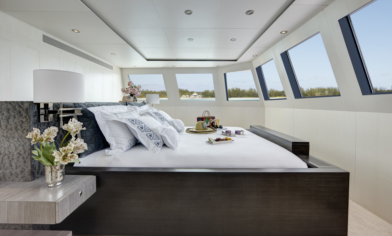 Highlander yacht for Charter 7