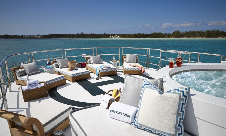 Highlander yacht for Charter