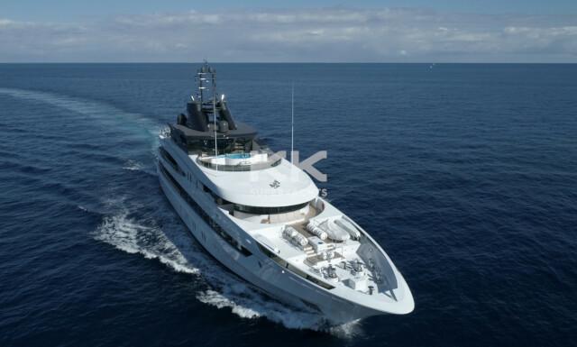 Yacht Luna B For Sale Kk Superyachts Kk Superyachts