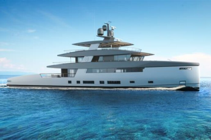50m Ceccarelli Explorer Yacht