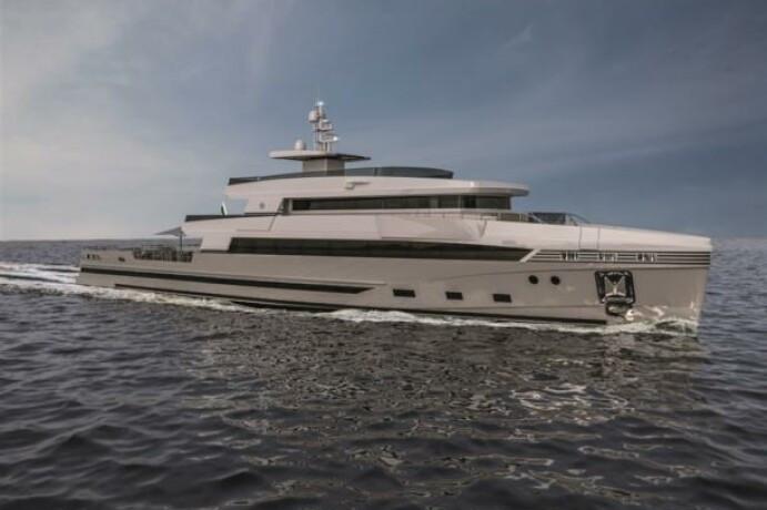 48m Spadolini Explorer Yacht