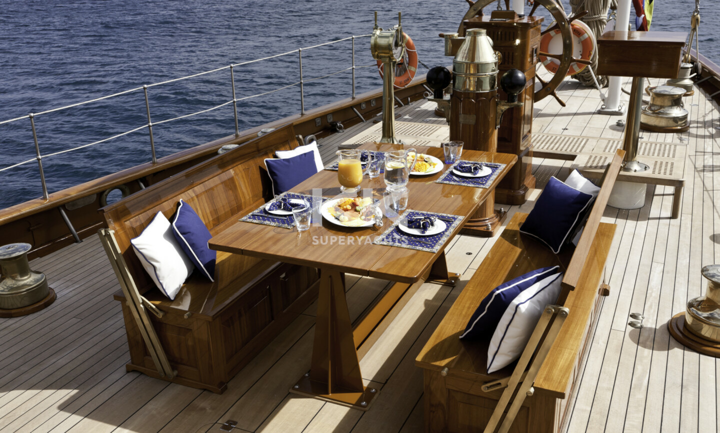 Germania Nova yacht for Charter 10