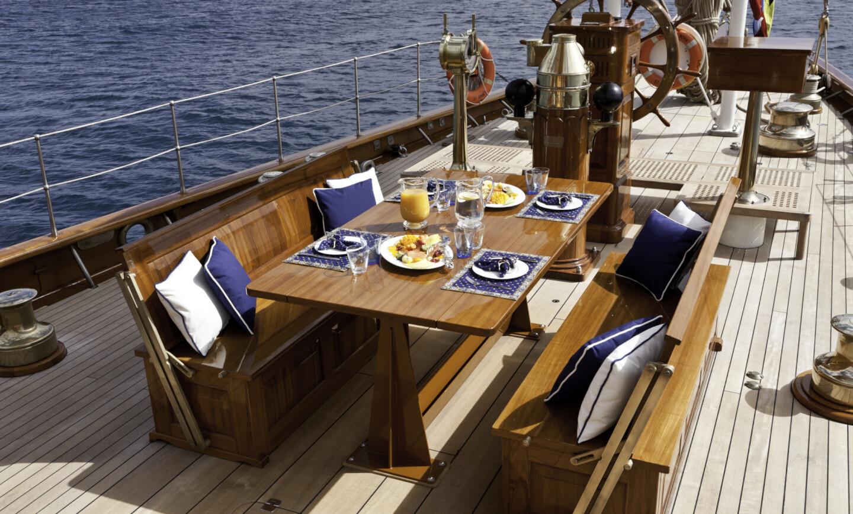Germania Nova yacht for Charter 10