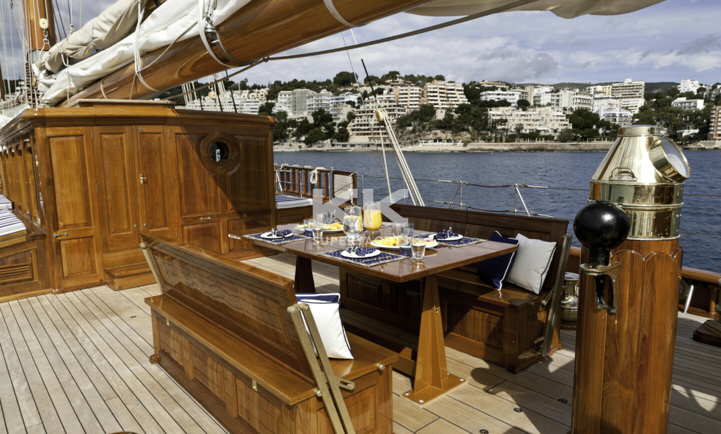 Germania Nova yacht for Charter 9