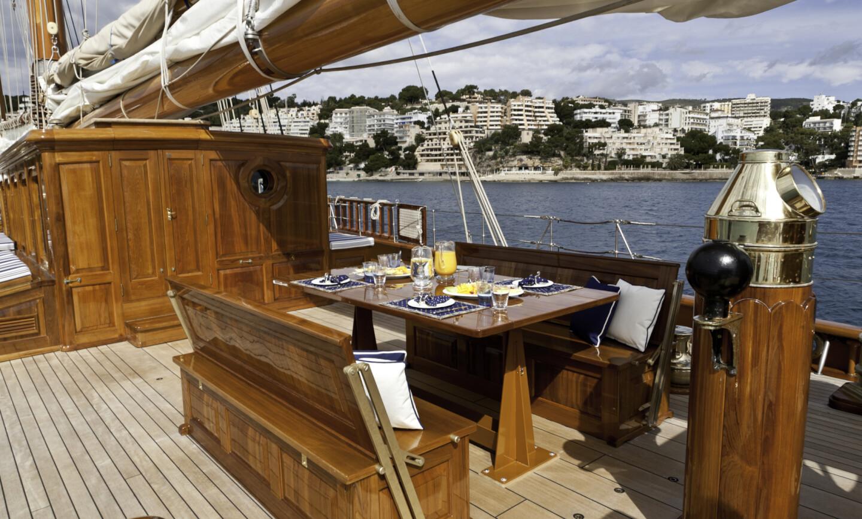 Germania Nova yacht for Charter 9