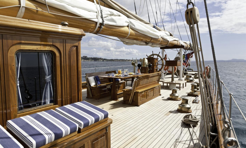 Germania Nova yacht for Charter 11