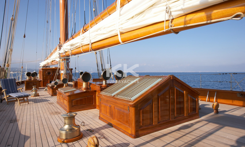Germania Nova yacht for Charter 8