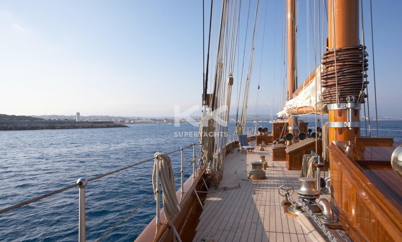 Germania Nova yacht for Charter 7
