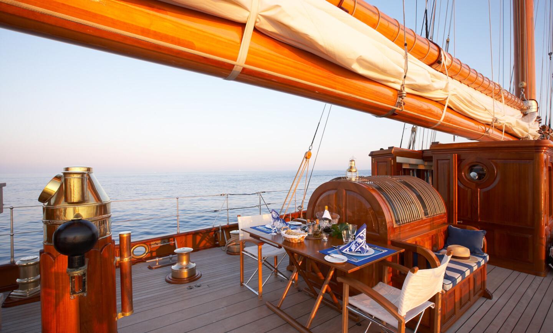 Germania Nova yacht for Charter 6