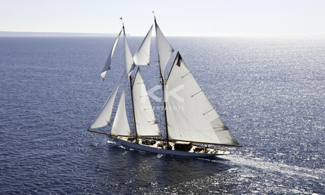 Germania Nova yacht for Charter