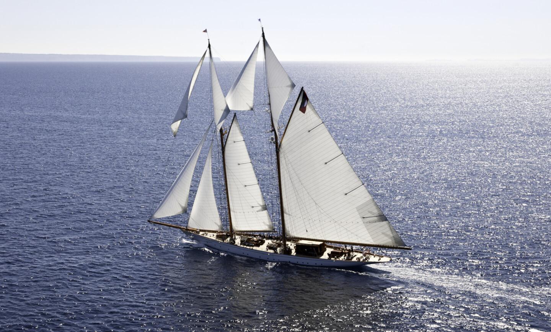 Germania Nova yacht for Charter