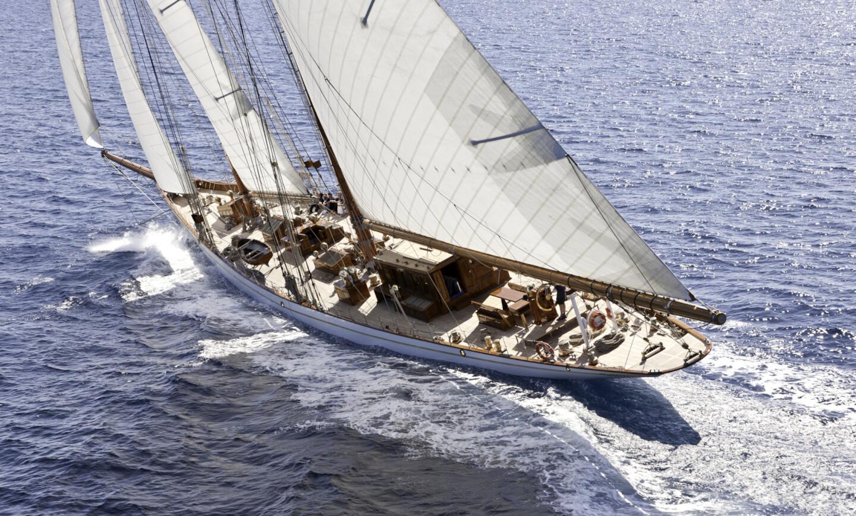 Germania Nova yacht for Charter 3