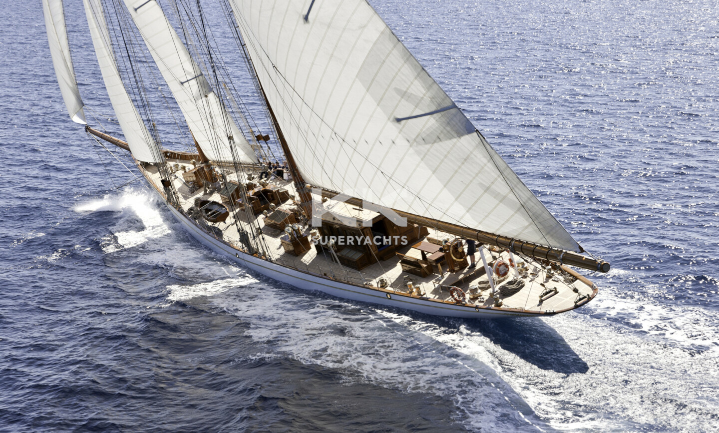 Germania Nova yacht for Charter 3