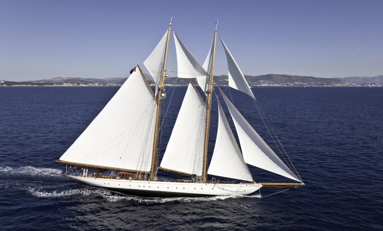 Germania Nova yacht for Charter 4