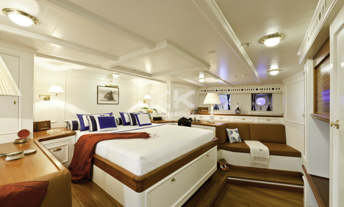 Germania Nova yacht for Charter 16
