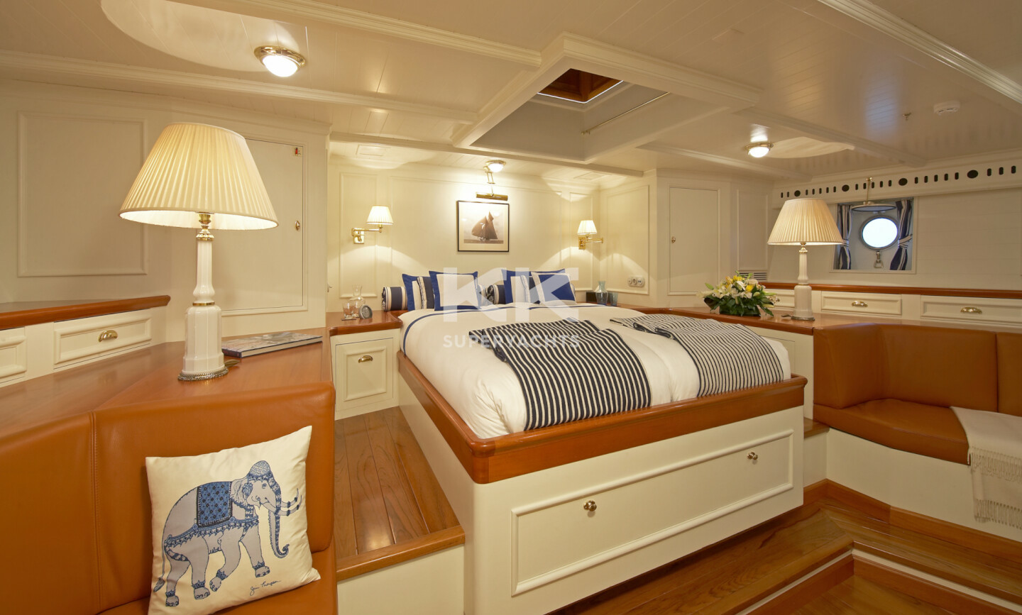 Germania Nova yacht for Charter 18