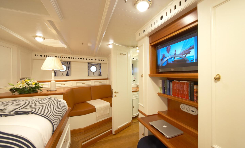 Germania Nova yacht for Charter 20