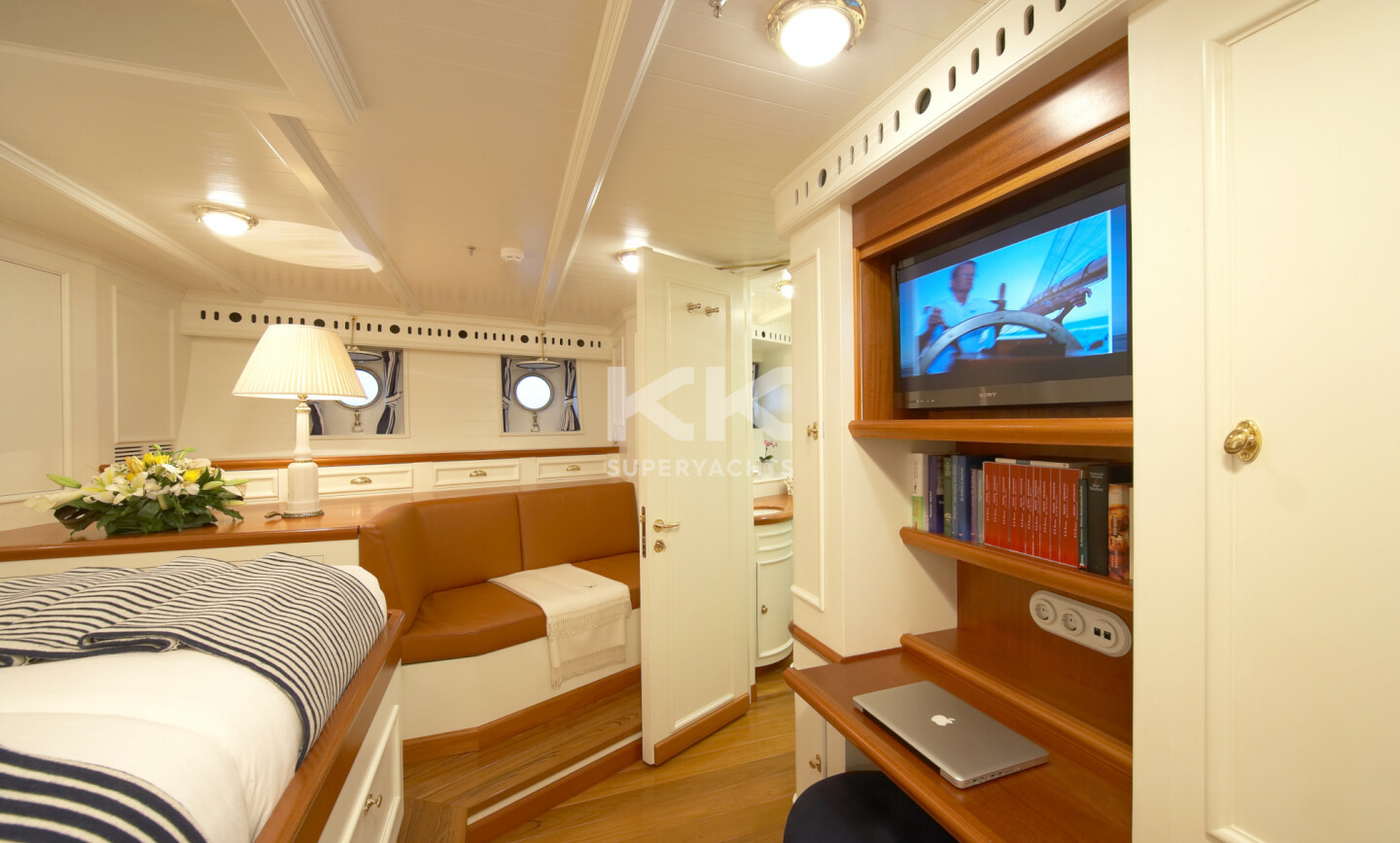 Germania Nova yacht for Charter 20