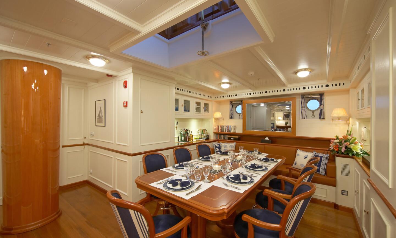 Germania Nova yacht for Charter 14