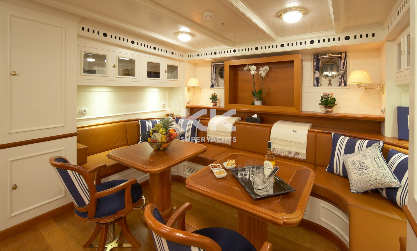 Germania Nova yacht for Charter 12