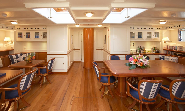 Germania Nova yacht for Charter 15