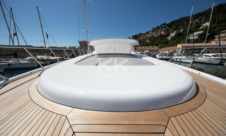 Yalla yacht for Charter 12