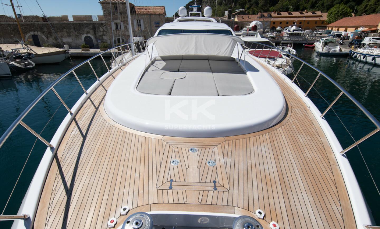 Yalla yacht for Charter 13