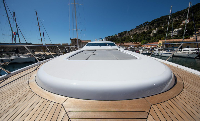 Yalla yacht for Charter 15