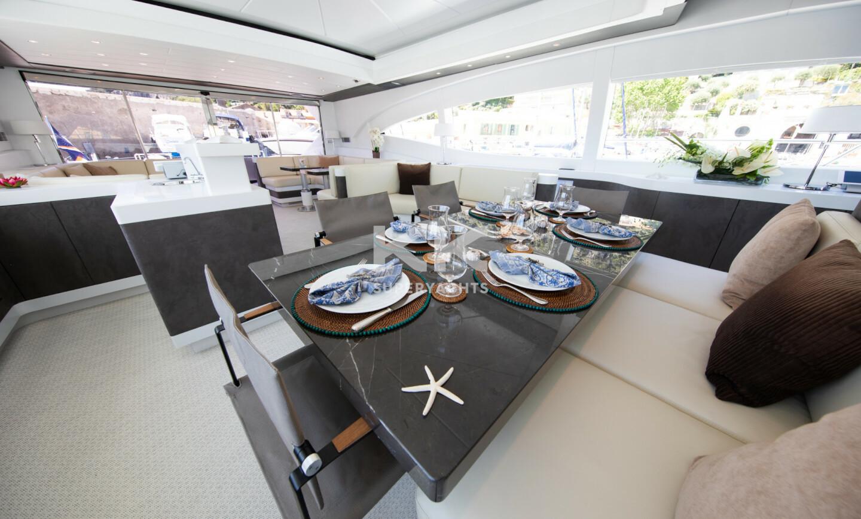 Yalla yacht for Charter 17