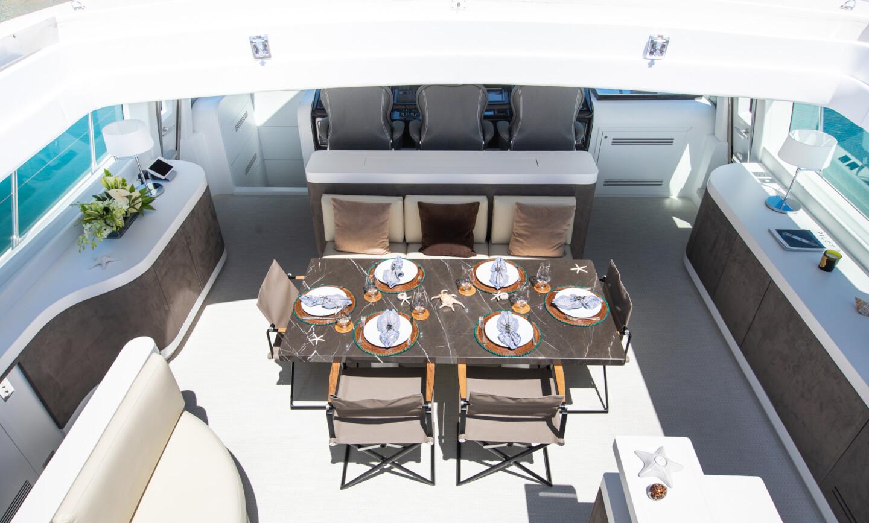 Yalla yacht for Charter 18
