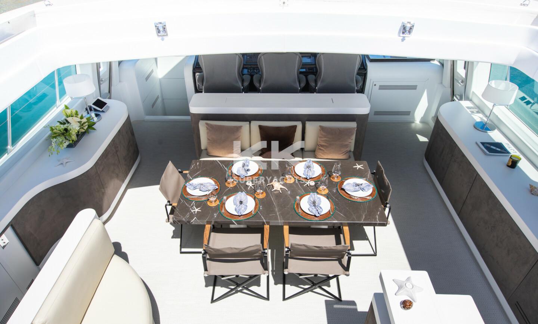 Yalla yacht for Charter 20