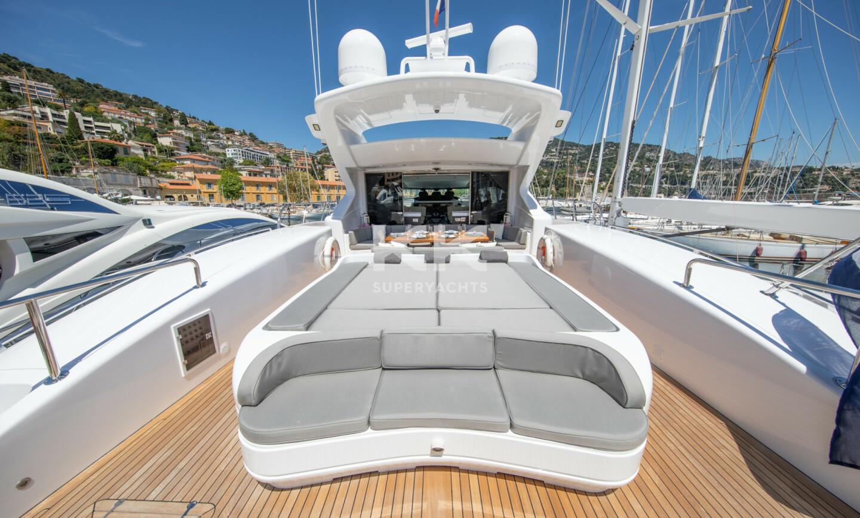 Yalla yacht for Charter 21