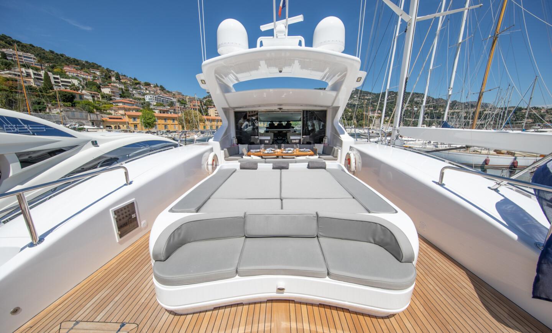 Yalla yacht for Charter 19